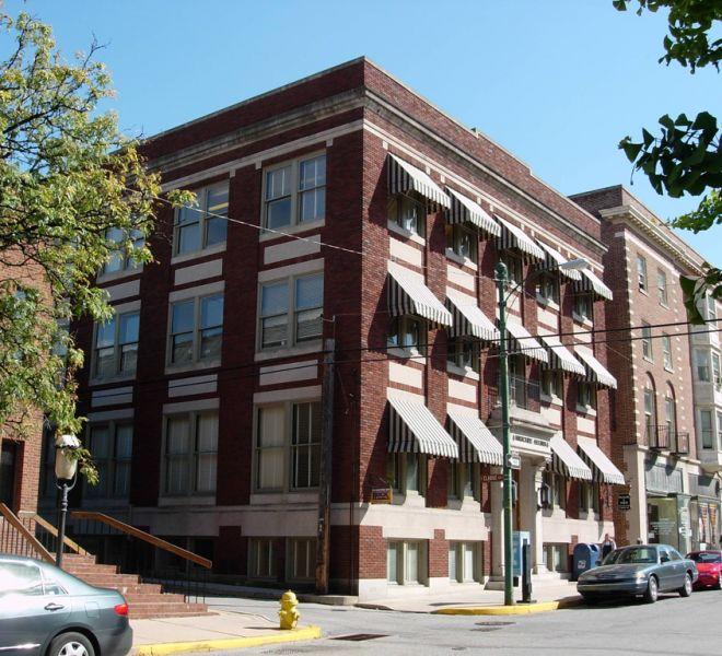 25 North Duke Street renovation