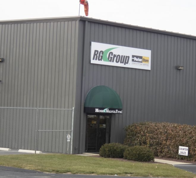 RG Group store