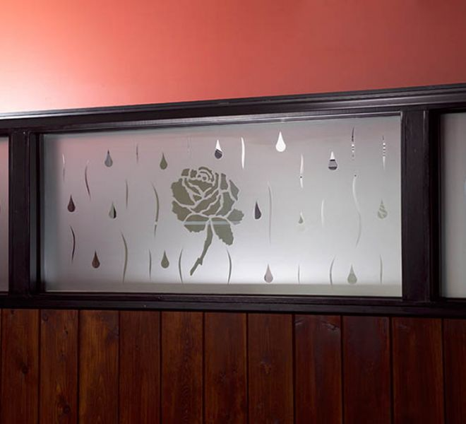 White Rose Bar & Grill design