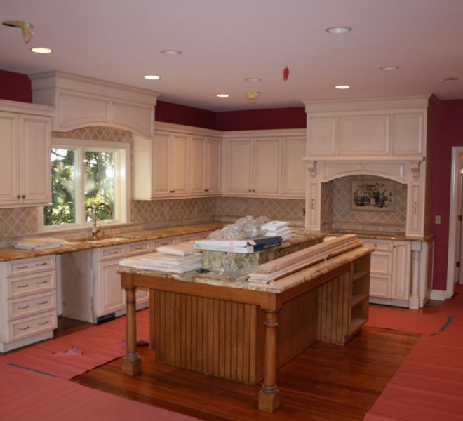 First Capital Design Group York PA residential Complete house renovation and large addition