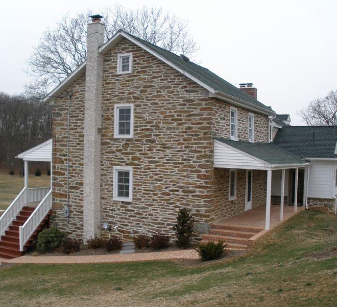 Farmhouse addition and renovations York, PA