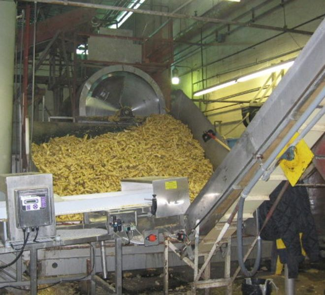 Tulkoff Horseradish Food Processing Facility