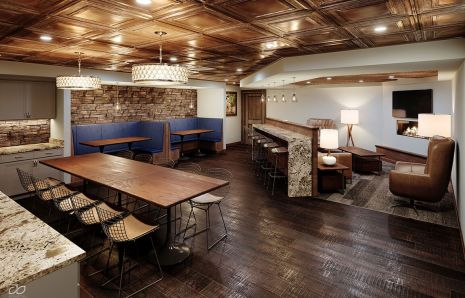 Corporate Lounge and Break Room – York PA